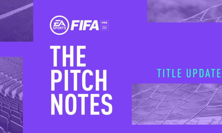 FIFA 21: Parche en profundidad 1.07 de notas a campo - Reducción de resistencia y trayectorias de pelota