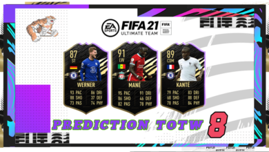 FIFA 21: Predicción TOTW 8 del modo Ultimate Team
