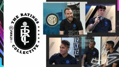 FIFA 21: Reacción hilarante de las calificaciones de los jugadores de los jugadores del Inter - Ausente Romelu Lukaku