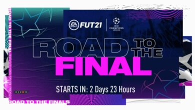 FIFA 21: Road To The Final Cards llegará el 6 de noviembre - The Path to the Final