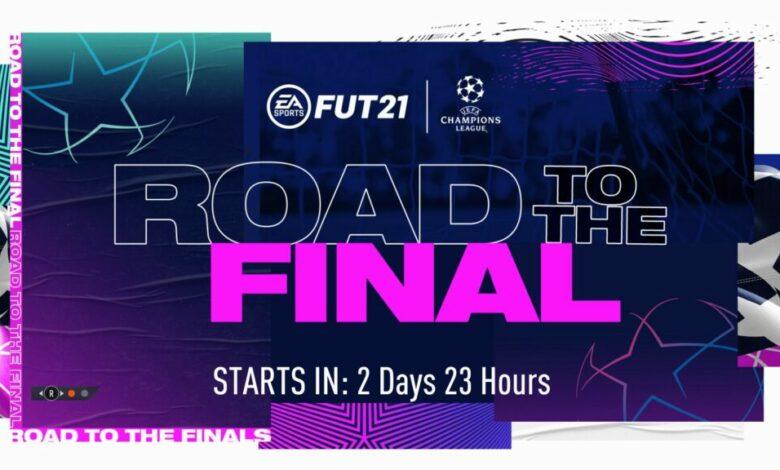 FIFA 21: Road To The Final Cards llegará el 6 de noviembre - The Path to the Final