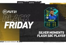FIFA 21: SBC Flash Wes Morgan Silver Moments - Requisitos y soluciones