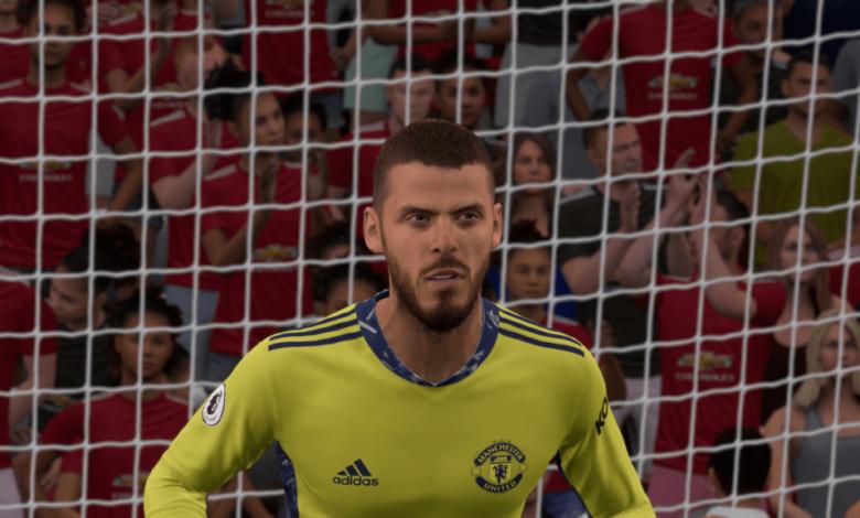 FIFA 21: Un gol increíble de De Gea enfurece a la comunidad