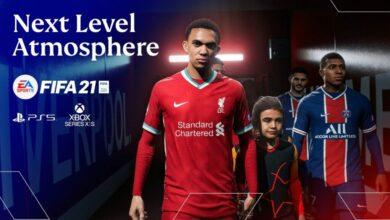 FIFA 21: Video en 4K muestra el juego en vivo de la versión de PS5 y Xbox Series X | S
