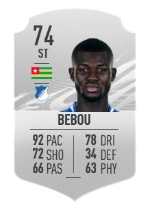 """Bebou """"class ="""" wp-image-611266 """"srcset ="""" http://dlprivateserver.com/wp-content/uploads/2020/11/FIFA-21-con-estos-5-jugadores-haras-vibrar-el-Silver.jpg 222w, https: //images.mein-mmo .de / medien / 2020/11 / FIFA-21-Bebou-220x300.jpg 220w, https://images.mein-mmo.de/medien/2020/11/FIFA-21-Bebou-110x150.jpg 110w """"tamaños = """"(ancho máximo: 222px) 100vw, 222px"""">      <p>También viene con habilidades de 4 estrellas. Sin embargo, su popularidad ha hecho que en ocasiones sea difícil de conseguir en el mercado de fichajes. Aquí tienes que prestar atención al timing para no pagar demasiado.</p> <h2>Steven Zuber</h2> <p>El centrocampista de Frankfurt es actualmente uno de los jugadores plateados más populares. No es de extrañar: en los valores totales se trata de valores superiores a 70 en todas partes. Zuber es un verdadero arma polivalente en el medio campo y también tiene un pie débil con 4 estrellas.</p> <p>    <img loading="""