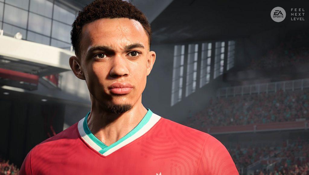FIFA 21 Trent