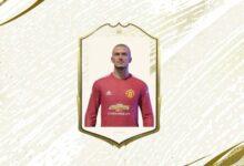 FIFA 21: la filtración sugiere una nueva tarjeta de icono para David Beckham: ¿que pasa?