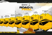 FIFA 21: llegan las tarjetas RTTF especiales de la UEL: el camino a la final