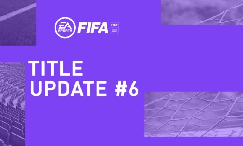 FIFA 21: parche 1.08 para PC - Actualización de título 6 disponible para descargar