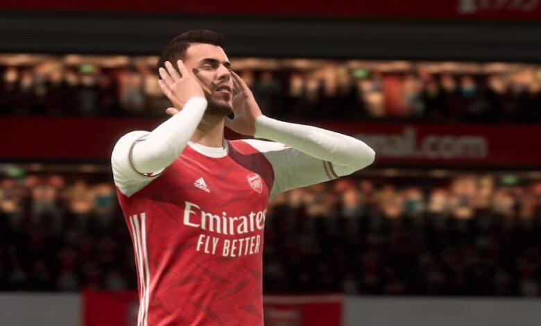 FIFA 21 trae SBC de primera división, lo desactiva después de una hora