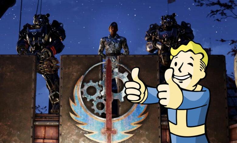 Fallout 76 ahora tiene más del 85% de calificaciones positivas en Steam: ¿qué está pasando aquí?