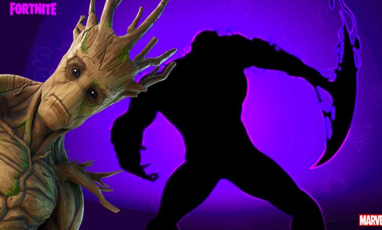 Fortnite: Entonces obtienes la nueva máscara de Venom, incluso antes de que aparezca en la tienda