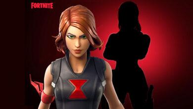 Fortnite: así es como obtienes la nueva piel de Black Widow, incluso antes de que llegue a la tienda
