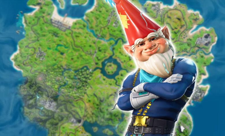 Fortnite tiene una nueva misión secreta de enanos: así es como la resuelves para EP