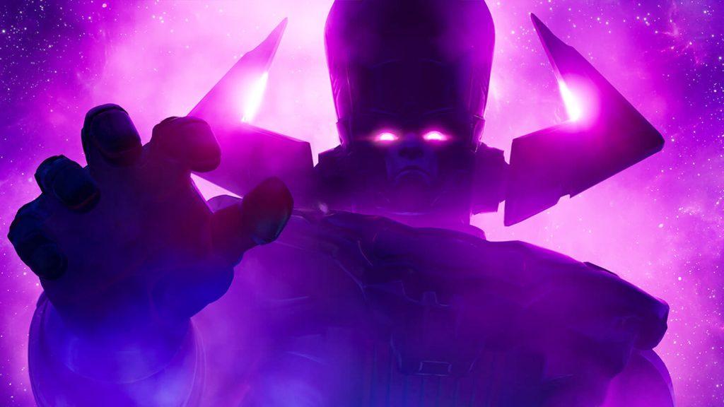 Galactus de evento en vivo de Fortnite
