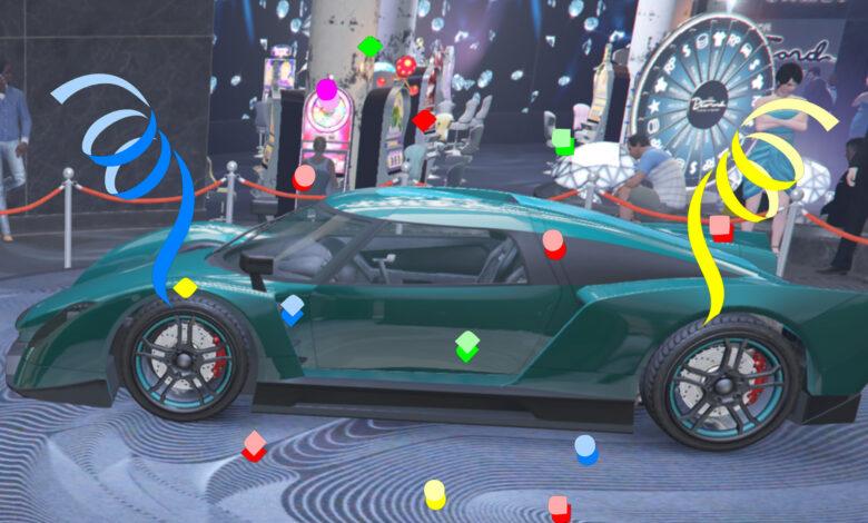 GTA Online: Event Week trae uno de los autos más rápidos al casino: todos los bonos