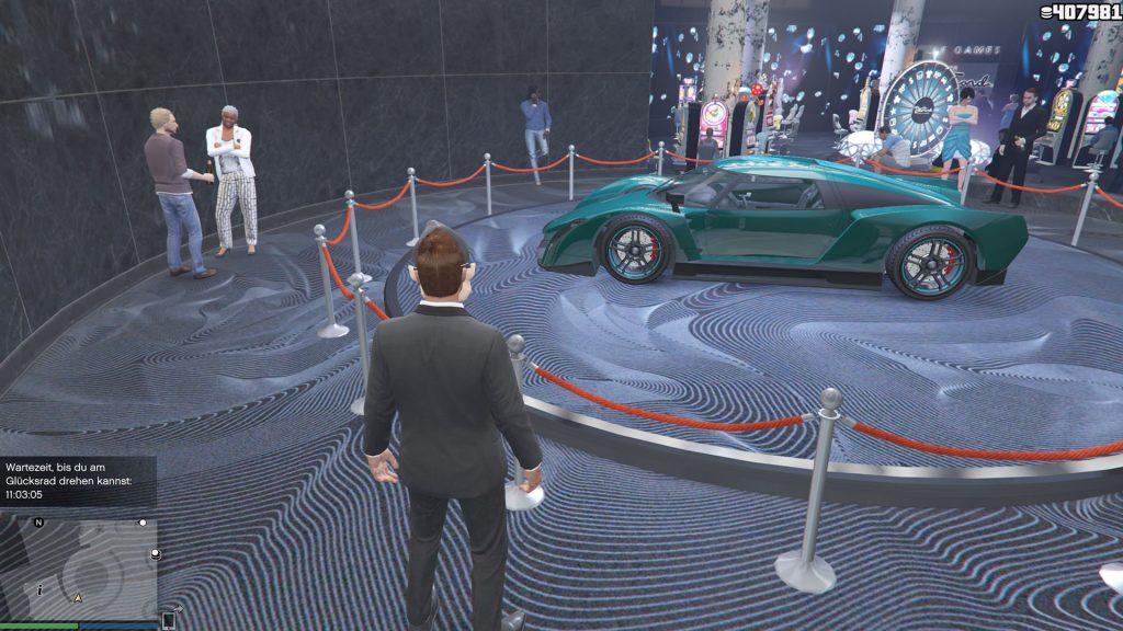 GTA Online Autarch Casino