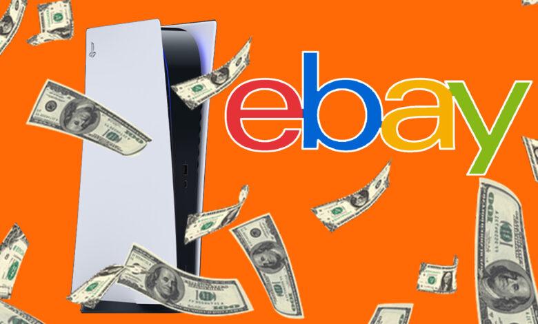 Gran problema por la preventa de PS5: los jugadores piden a eBay que prohíba los precios exorbitantes
