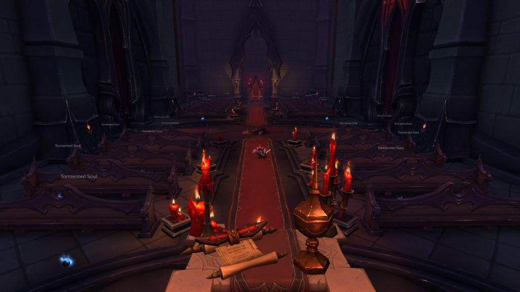 wow las tierras de las sombras, pasillos del altar de la expiación