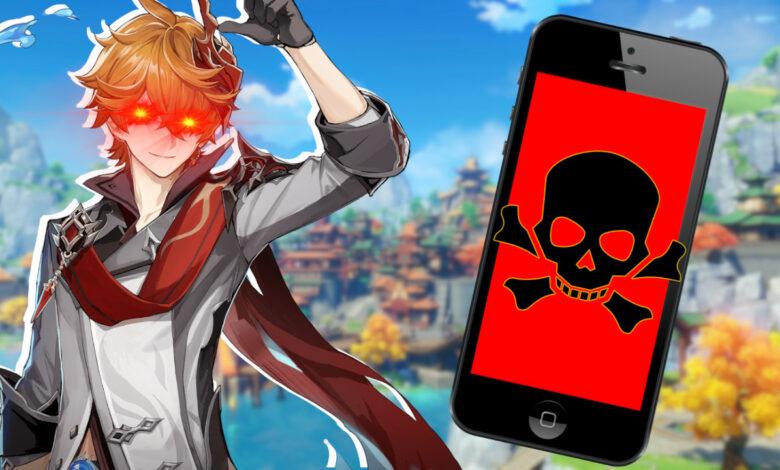 Impacto de Genshin: problema de seguridad expuso los números de teléfono celular de los jugadores