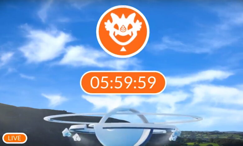 Incursión de teasers de Pokémon GO que debería durar 6 horas: ¿qué hay detrás?