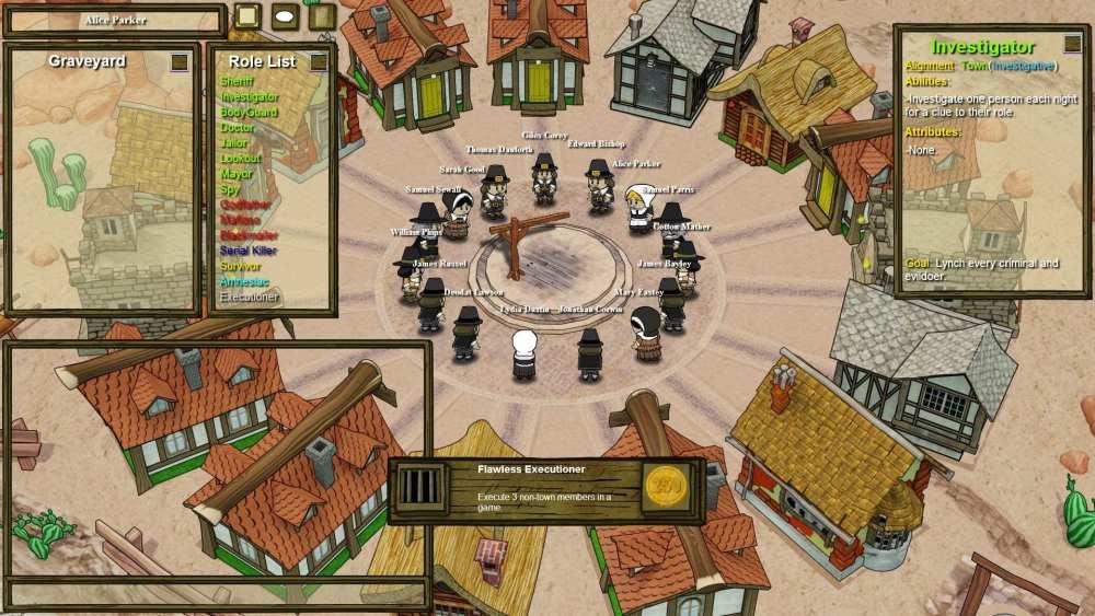 pantalla principal de la ciudad de salem