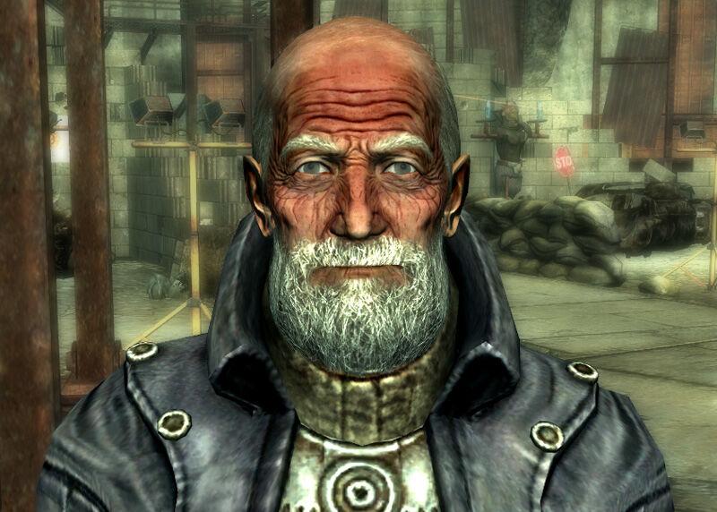 Leones Owyn de Fallout 3