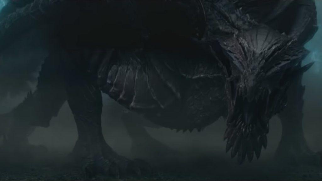 Monster Hunter Gore Magala