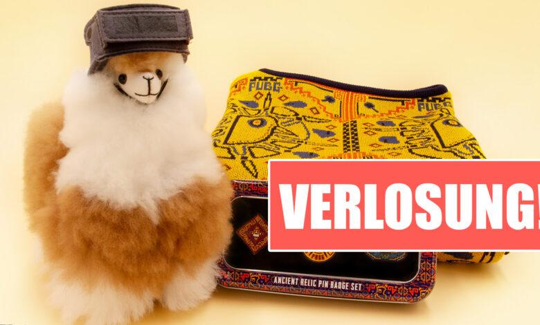 Las alpacas esponjosas están buscando un hogar: gane paquetes SWAG de PUBG aquí