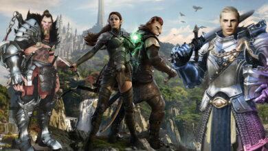Los 5 mejores MMORPG para jugar en el lanzamiento de PS5 y Xbox Series X