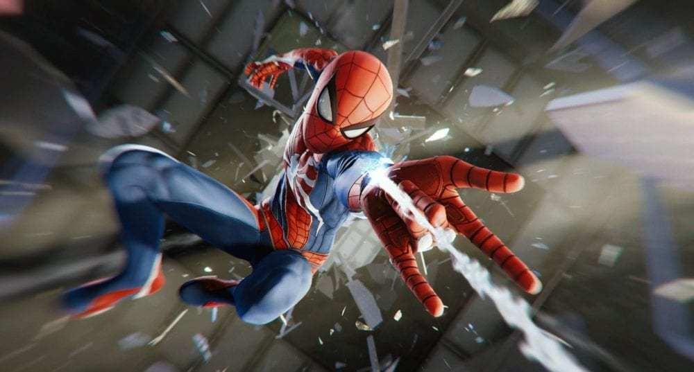 Spider-Man, los mejores juegos de Sony