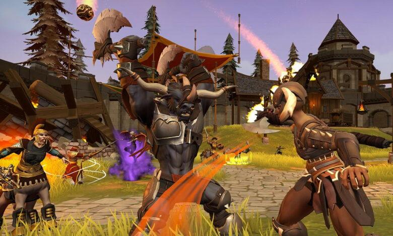 MMORPG Crowfall obtiene un nuevo y mejor sistema de habilidades, eso es tan especial