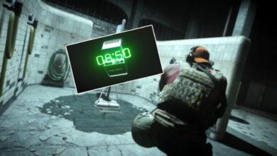 Mejor no te lleves estos relojes a CoD Warzone, pueden costarte la vida