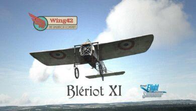 Photo of Microsoft Flight Simulator obtiene el famoso Blériot XI y el PA44 Seminole