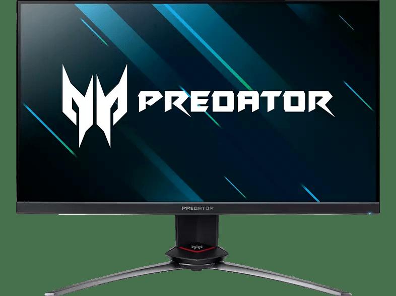 Vista frontal del Acer Predator XB273GP