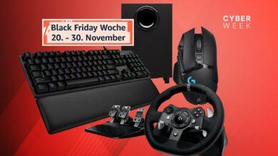 Mouse y teclados Logitech para juegos y más descuentos en Amazon