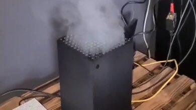 No, tu Xbox Series X no se convertirá en humo como en estos videos