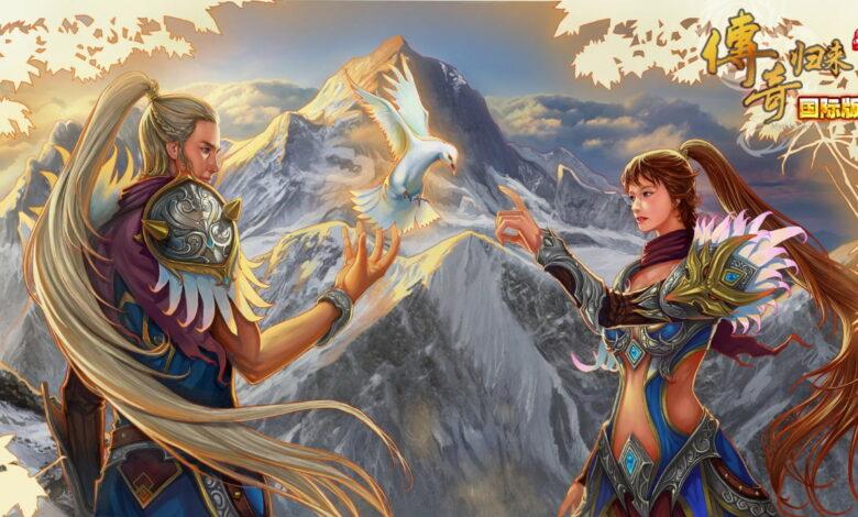 PC-MMORPG quiere encontrar nuevos jugadores con una gran actualización, eso está ahí