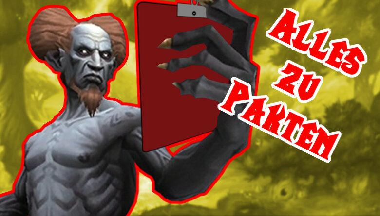 Pakte in WoW Shadowlands – Alles zum Haupt-Feature im neuen Addon