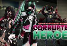Photo of Phantasy Star Online 2 presenta Corrupted Heroes AC Scratch Collection