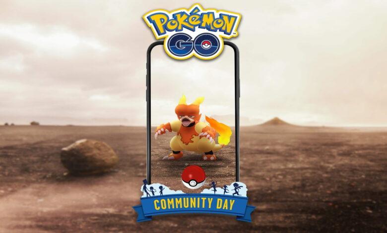Pokémon GO: Día de la comunidad con Magmar: así es como se usa mejor