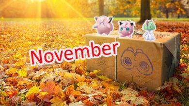 Pokémon GO: Investigación de campo en noviembre: debes hacer estas 5 misiones