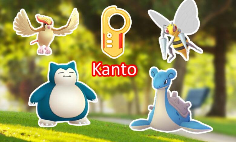 Pokémon GO: Lista de niveles para la Copa Kanto - Los mejores equipos