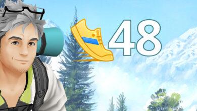 Pokémon GO: el nivel 48 te costará al menos 8 semanas
