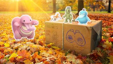 Pokémon GO: el nuevo evento trae 4 misiones, nuevos jefes Shiny y raid