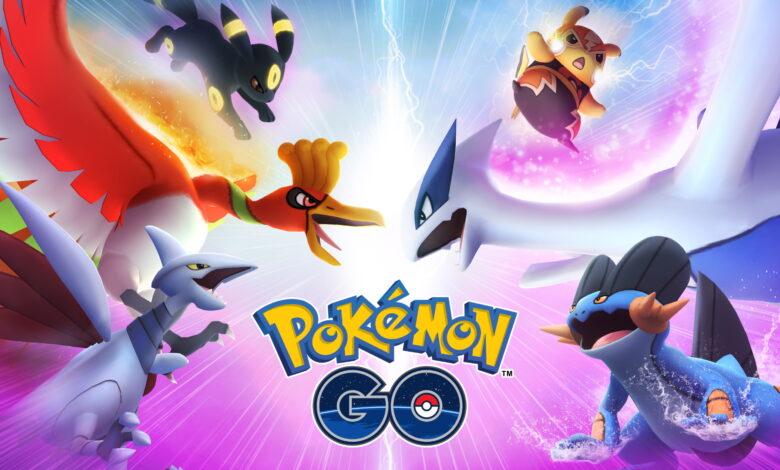 Pokémon GO: la temporada 5 en PVP trae Pokémon legendarios como recompensa