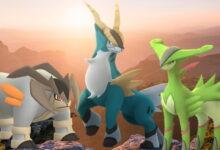 Pokémon GO obtiene hoy 3 jefes de incursión legendarios, debes saber eso