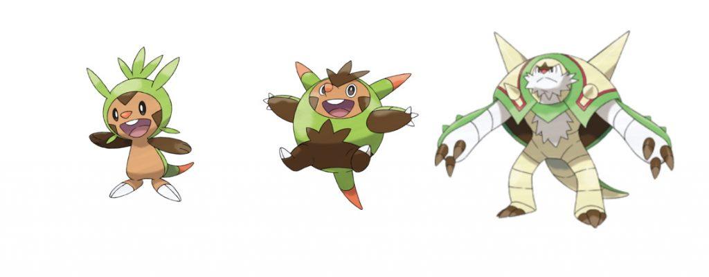 Familia Igamaro Pokémon GO