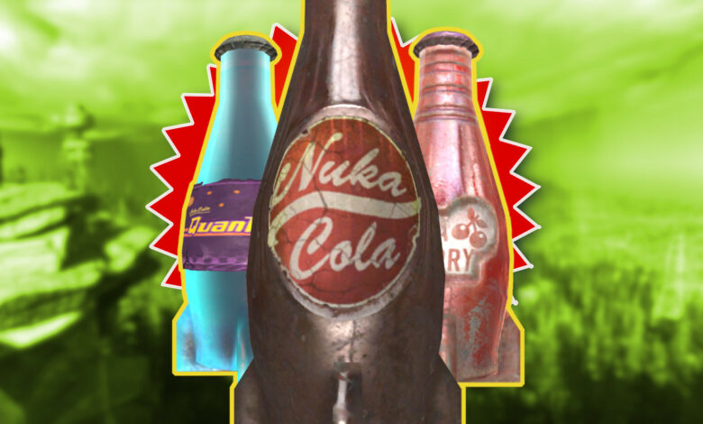 Prueba de Fallout 76: ¿Qué Nuka-Cola eres?