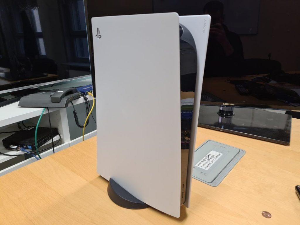 Prueba de PS5, imagen de GamePro